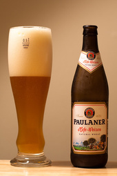 Paulaner Hefe-Weizen Natural Wheat