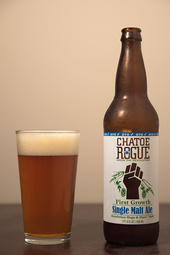 Chatoe Rogue First Growth Single Malt Ale