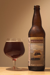 Really Old Brown Dog Ale (Big Beer Series)
